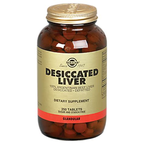 desiccated liver remedies picture 2