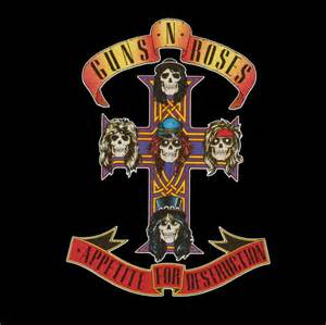 guns and roses appetite for destruction picture 1
