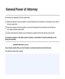joint power of attorney form arizona picture 2