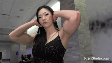 female muscle gifs picture 10