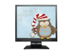 sleep mode of computer picture 2