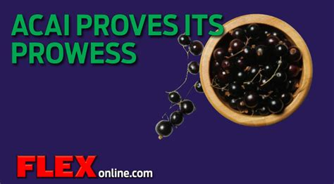 will acai berry show on a blood test picture 1