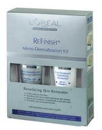 kit micro dermabrasion refinish dermo expertise lor al picture 8