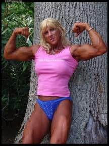 free muscle woman pics picture 3