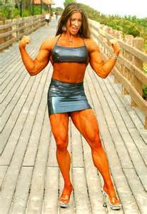 black_label_vol_2 muscle elegance(female muscle) picture 1