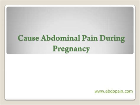 what causes liver pain during pregnancy picture 5