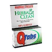 herbal clean q tabs picture 2