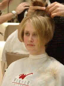 males getting their long hair feminized picture 5
