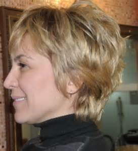 middle aged women medium hairstyles 2008 picture 11