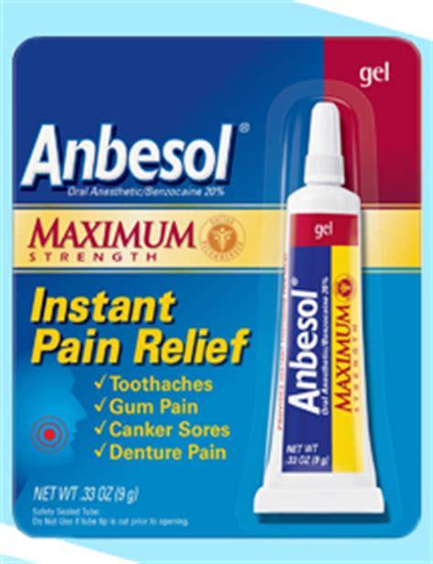 gum pain relief picture 2