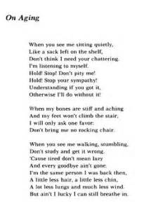 poems about aging and wrikles picture 11