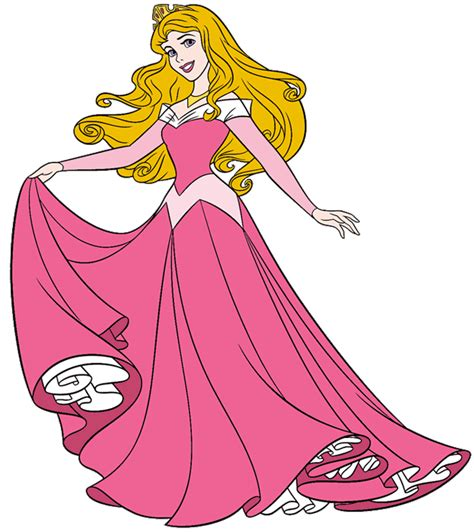 free sleeping beauty clip art picture 11