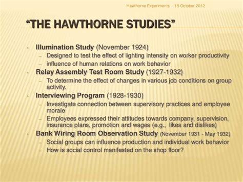 hawthorn studies picture 1
