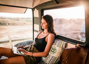 20-plus companies who will let digital nomads work remotely