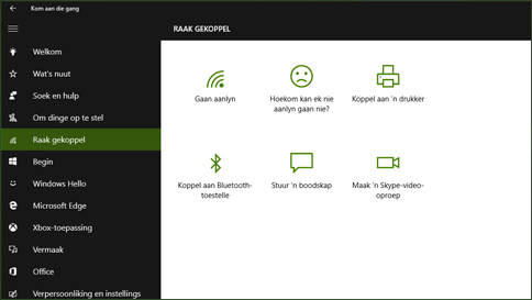 hoe om hulp te kry in windows 10