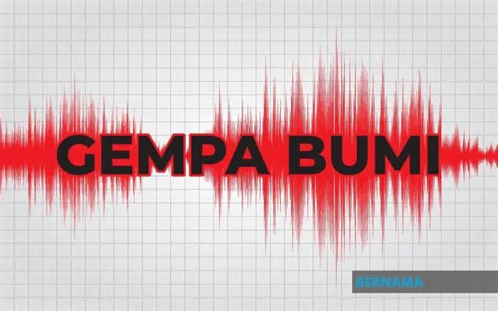 Gempa bumi berskala 6.1 gegar Maluku, Indonesia