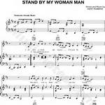 (I'm A) Stand by My Woman Man