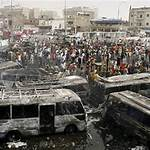 18 April 2007 Baghdad bombings
