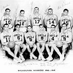 1948–49 Philadelphia Warriors season