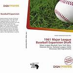 1961 Major League Baseball expansion draft