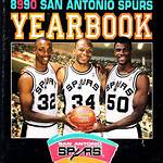 1989–90 San Antonio Spurs season