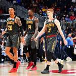 1993–94 Atlanta Hawks season