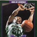 1993–94 Milwaukee Bucks season