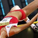 1995 World Championships in Athletics – Women's high jump