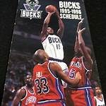 1995–96 Milwaukee Bucks season