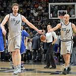 1996–97 San Antonio Spurs season