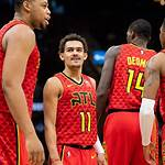 2003–04 Atlanta Hawks season