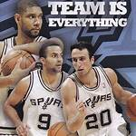2003–04 San Antonio Spurs season