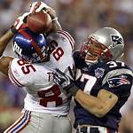 2007 New England Patriots–New York Giants game