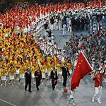 2008 Summer Olympics Parade of Nations