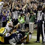 2012 Packers–Seahawks officiating controversy