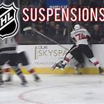 2016–17 NHL suspensions and fines