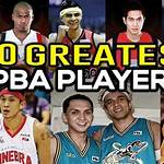40 Greatest Players in PBA History