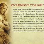 Acts of Reparation to Jesus Christ