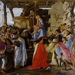 Adoration of the Magi of 1475 (Botticelli)