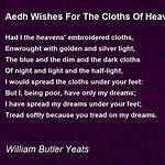 Aedh Wishes for the Cloths of Heaven