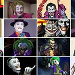 Alternative versions of Joker