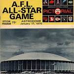 American Football League All-Star game