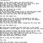 Angels Cry (song)