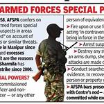Armed Forces (Special Powers) Act