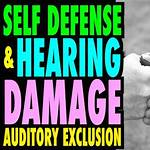 Auditory exclusion