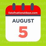 August 5