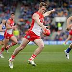 Australian rules football exhibition matches