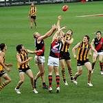 Australian rules football in China