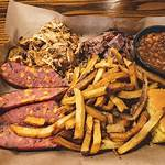 Barbecue in Texas