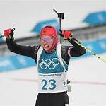 Biathlon at the 2002 Winter Olympics